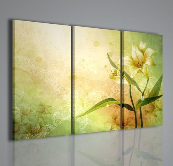 quadri moderni quadri di fiori e piante vector flower
