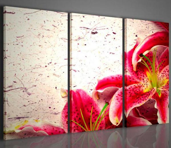 Quadri Moderni-Quadri Fiori e Piante-Lilly | Quadri Moderni