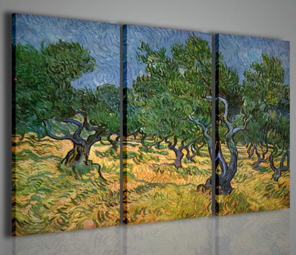 Quadri moderni quadri pittori famosi vincent van gogh vi for Quadri da arredamento moderno