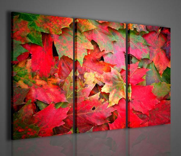 Quadri moderni quadri di fiori e piante nature autumn for Quadri di fiori