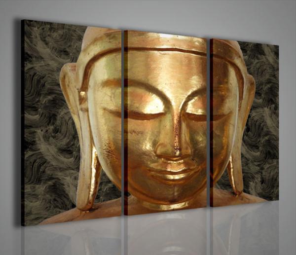 Quadri Moderni-Quadri Etnici-Buddha III | Quadri Moderni