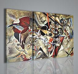 Quadri moderni quadri pittori famosi kandisky ix quadri for Quadri astratti famosi