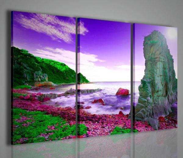Quadri Moderni-Quadri di Natura e Paesaggi-Summer Rock | Quadri ...