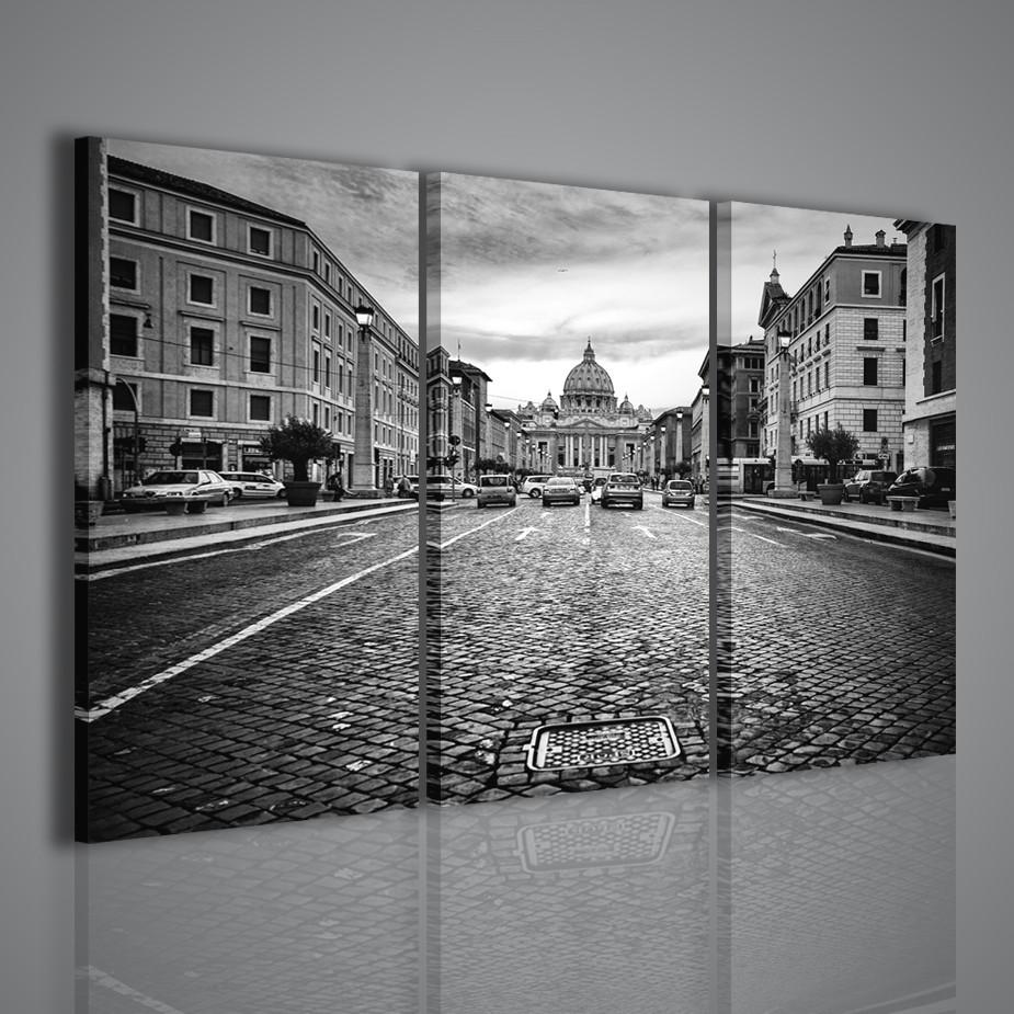 Piazza San Pietro QUADRI MODERNI