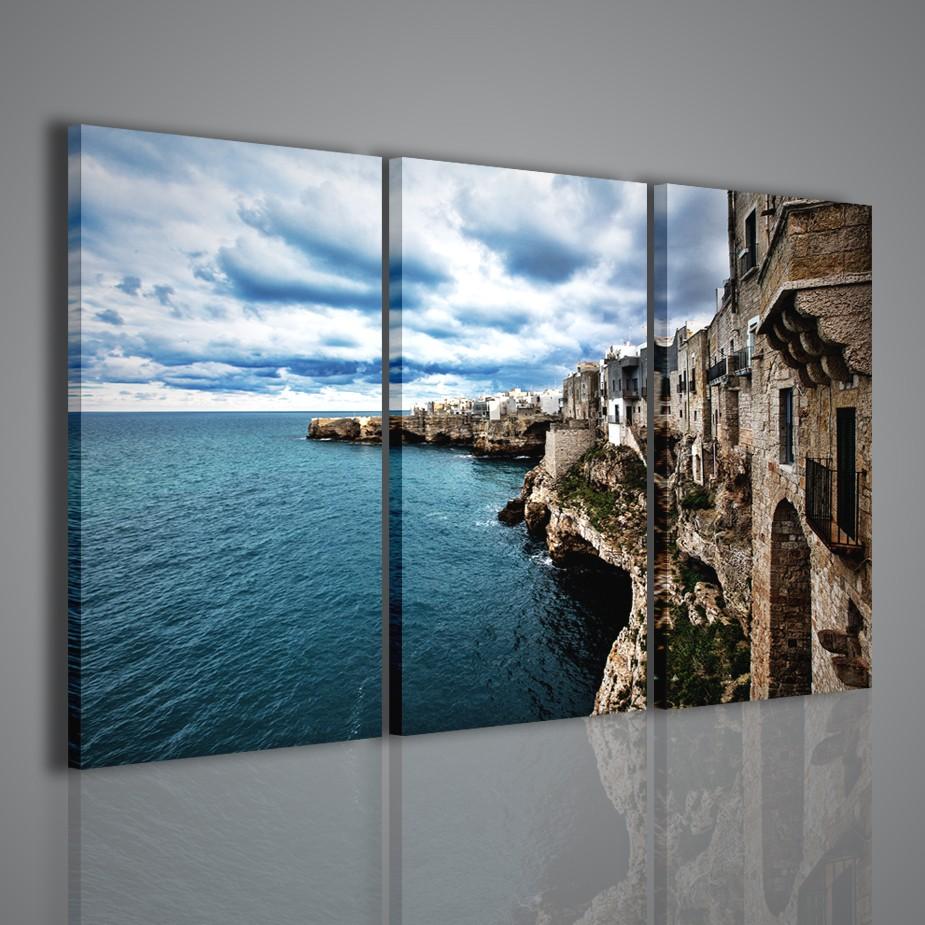 Fotografia quadri moderni for Stampe da parete